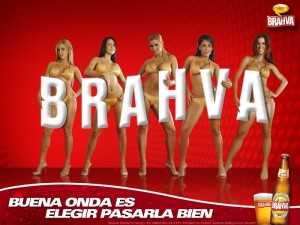 The Brahva Girls! Because this site obviously needs some sex appeal.