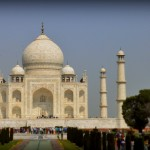 The Taj Mahal, in all of its splendor!